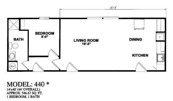 14x40 cabin floor plans quotes for 14 x 70 mobile home floor plan